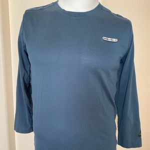 Nike Air Max Shirt 3/4 sleeve with accents